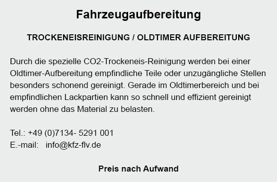 Fahrzeugaufbereitung in  Neckarwestheim