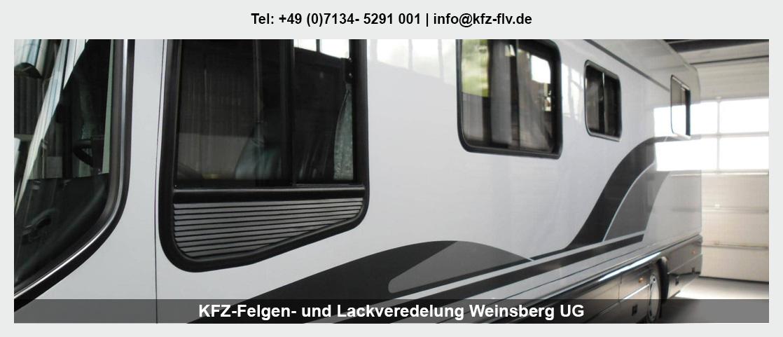 Fahrzeugaufbereitung Erligheim - KFZ-Felgen- und Lackveredelung Weinsberg UG: Parkdellen- und Hagelschadenreparatur, Felgenreparatur