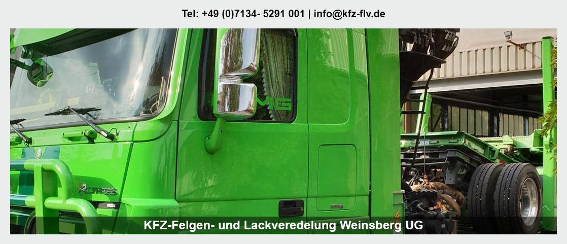 Fahrzeugaufbereitung Freudental - KFZ-Felgen- und Lackveredelung Weinsberg UG: Parkdellen- und Hagelschadenreparatur, Felgenreparatur